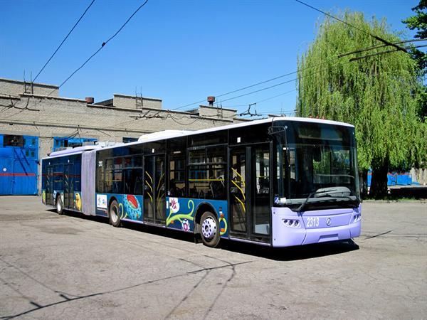 Донецк закупил подозрительно дорогие троллейбусы у каких ...